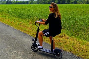 1-Hour Bordeaux Electric Scooter Tour