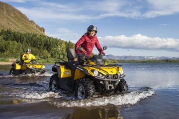 Aventura en quad todoterreno de 1 hora con safari de montaña desde...