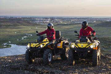 Aventura en quad todoterreno de 2 horas en los picos gemelos desde...