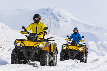 Golden Circle and ATV Quad Adventure