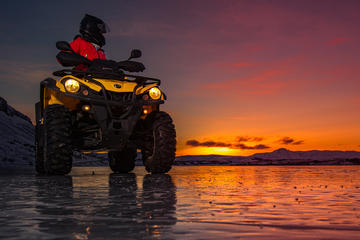Midnight Sun ATV Quad Adventure from ...