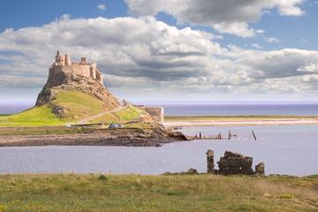 Excursão à Ilha Sagrada, Castelo de Alnwick e Northumberland saindo...