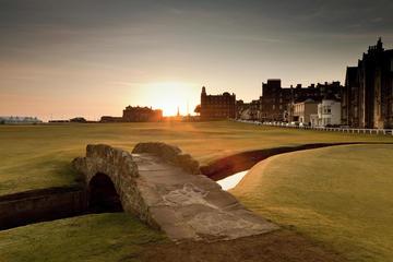 Gita giornaliera a St Andrews e ai paesini del Fife da Edimburgo