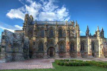 Tour a la capilla Rosslyn, frontera escocesa y destilería Glenkinchie...