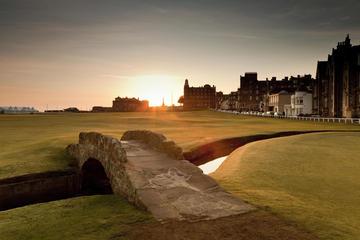 Viagem diurna para St Andrews e Vilas de Fife saindo de Edimburgo