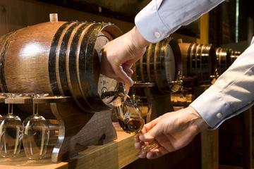 Visite du Highland Whisky Woodland et autour de Braveheart au départ...