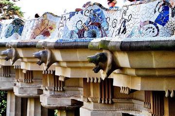 Tour privato: la Barcellona di Gaudi con la Sagrada Familia e il