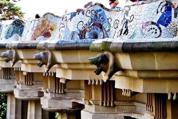 Visite privée: Barcelone de Gaudí avec la Sagrada Familia et le parc...