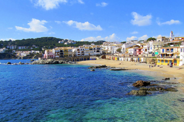 Visite privée: Costa Brava médiévale...