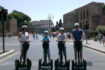Segway-privétour in Rome