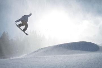 Catskills Hunter Mountain Ski Day...