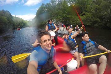 Full Day Poconos Whitewater Rafting...