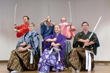 École des Samouraïs: Samouraï pour un jour