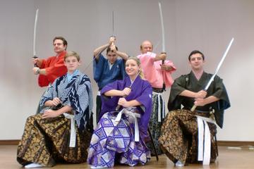 Escuela de Samuráis: Samurái por un día