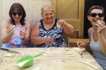 Bari Bike Tour with Pasta Making Class Experience