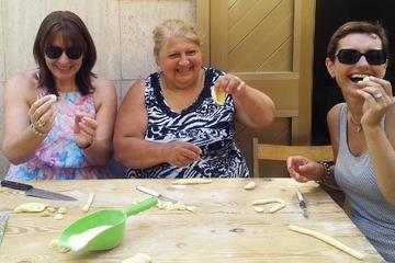 Private Bari Bike Tour and Pasta Class