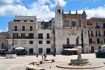 Spaziergang durchs historische Bari