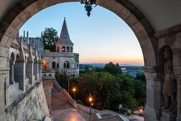 Buda Castle Walk