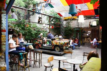 Budapest Ruin Bar Walk