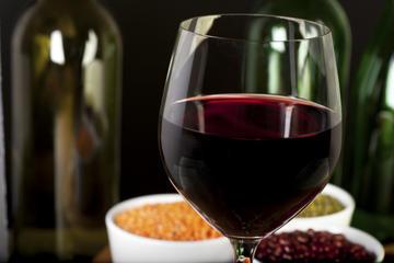 Tour panoramico e vinicolo per piccoli gruppi con trasferimento di