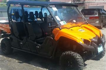 4X4 6-Seater UTV Rental in Nassau