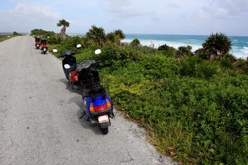 Excursion guidée dans Nassau en scooter