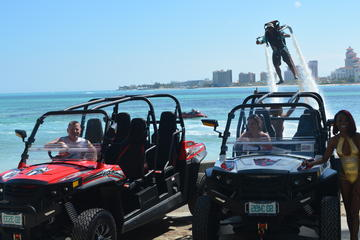 Nassau Adventure Tour: Jeep and Flyboard Experience