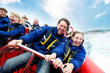London: Hochgeschwindigkeitsbootstour auf der Themse im...