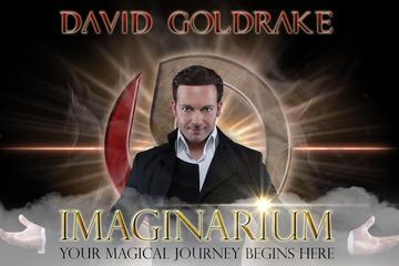 David Goldrake Imaginarium at the Tropicana Hotel and Casino