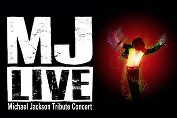 MJ ao vivo no Stratosphere Hotel e Casino
