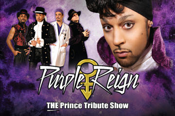 Purple Reign, el espectáculo tributo a Prince en Westgate Las Vegas