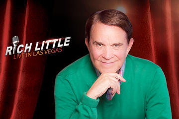 Rich Little Live at Tropicana Hotel and Casino in Las Vegas