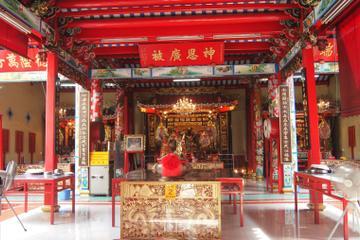 Excursão a pé para Grupos Pequenos por Chinatown Incluindo o Mercado...