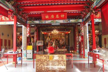Tour a piedi per piccoli gruppi di Chinatown e del mercato di Sampeng