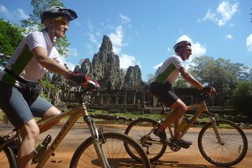 Fahrrad-Entdeckungstour nach Angkor bei Sonnenaufgang