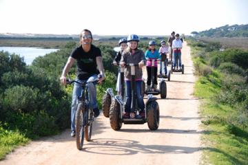 Ria Formosa Natural Park Segway Tour from Faro