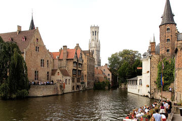 Bruges Day Trip from Amsterdam