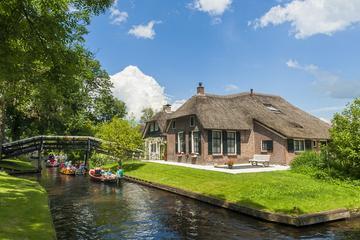 Excursão diurna para grupos pequenos a Giethoorn, saindo de Amsterdã