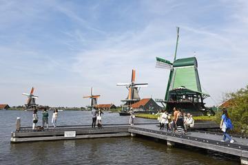 Excursión de medio día a Ámsterdam...