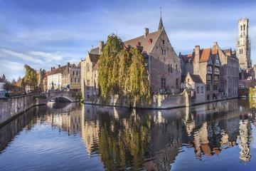 Viagem diurna em Bruges saindo de Amsterdã incluindo Excursão a pé em...