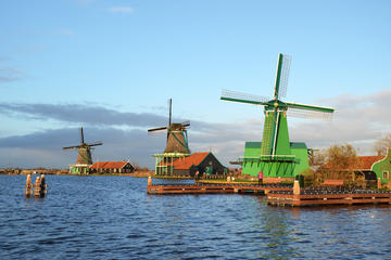 Zaanse Schans Half-Day Trip from Amsterdam Plus A'DAM Lookout