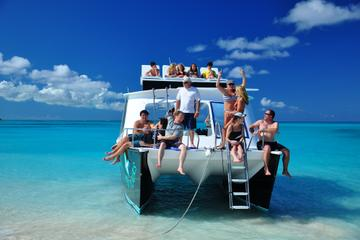 Private Tour: Providenciales Catamaran Cruise