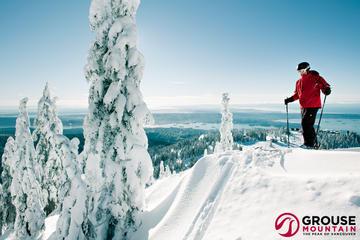 Grouse Mountain Night Snow Lift Ticket