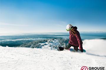 Grouse Mountain Ski or Snowboard Rental