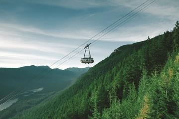 Toegang tot Grouse Mountain