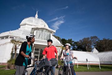 Fahrradtour zu den Sehenswürdigkeiten von San Francisco