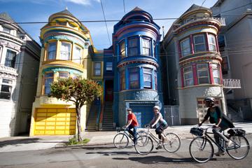 Klassische Fahrradtour durch San Francisco