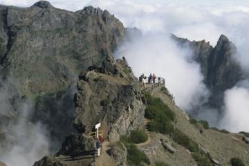 Passeios Pedestres na Ilha da Madeira...