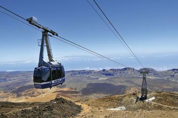 Excursión al Parque Nacional del Teide en Tenerife, incluidos los...