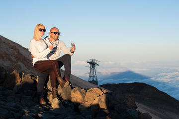 Mt Teide Sunset, Stargazing Tour in...